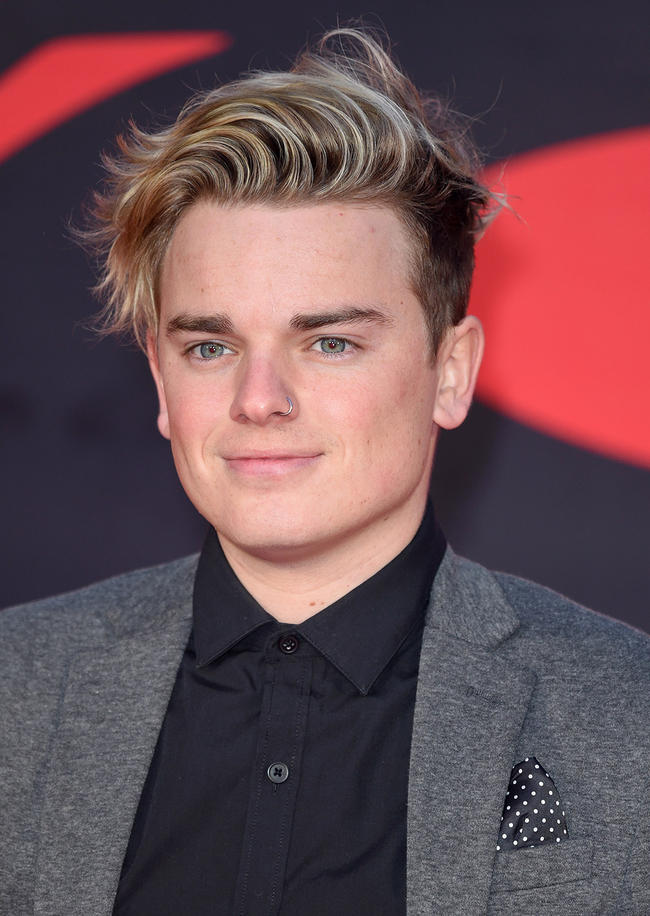 Jack Maynard has left the I'm a celeb jungle.