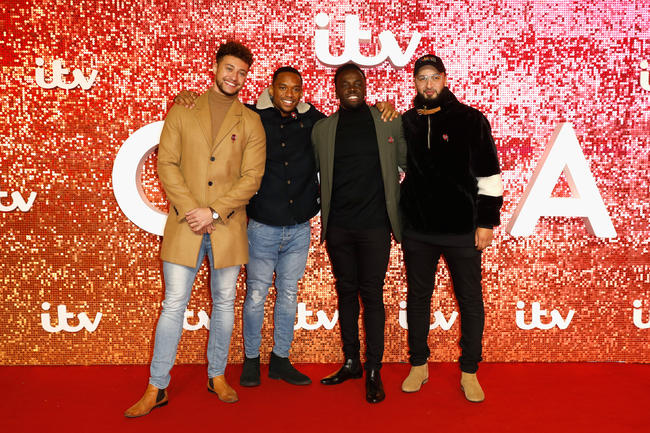 Boy band Rak-Su beat Grace Davies to win X Factor 2017