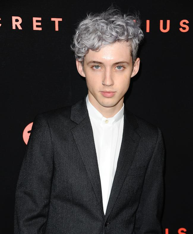 Troye Sivan attends Spotify's Inaugural Secret Genius Awards hosted by Lizzo at Vibiana on November 1, 2017 in Los Angeles, California