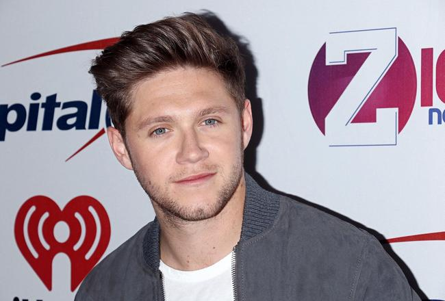 Niall Horan in 2017