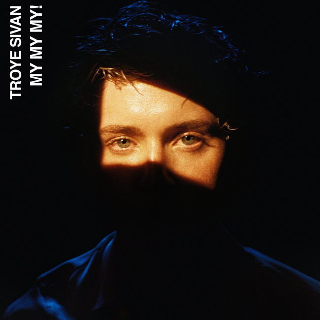 Artwork for Troye Sivan's 2018 single 'My My My!'