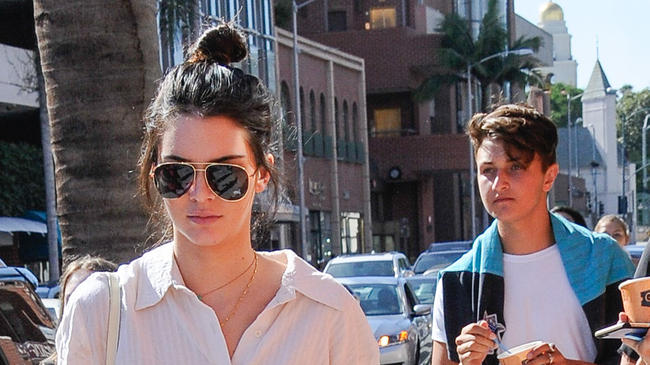 Kendall Jenner spotted with Anwar Hadid after Ben Simmons split rumours