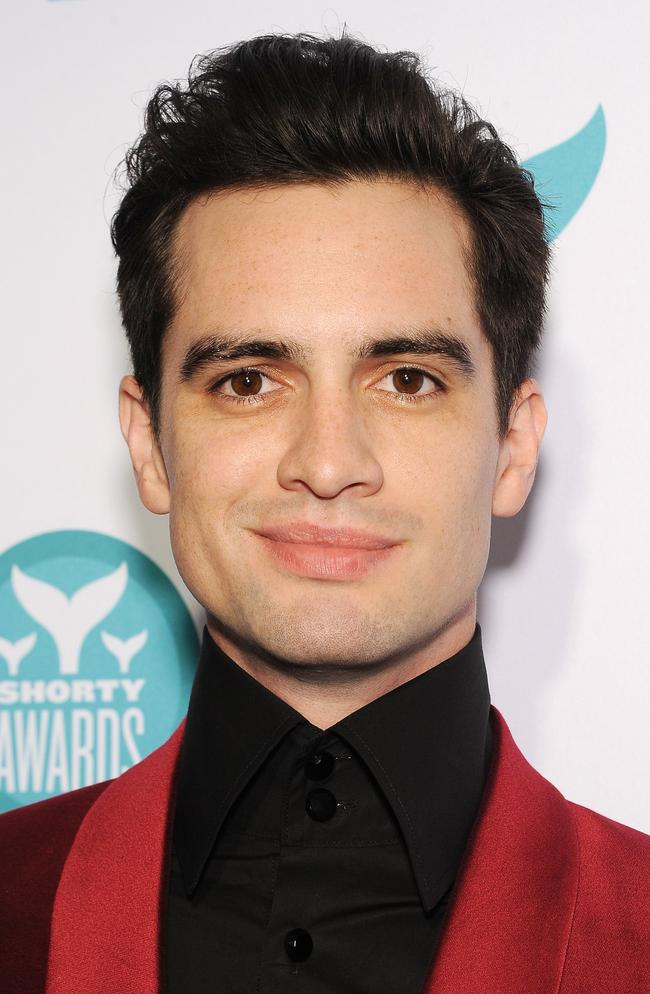 Brendon Urie attends The 7th Annual Shorty Awards on April 20, 2015 in New York City.