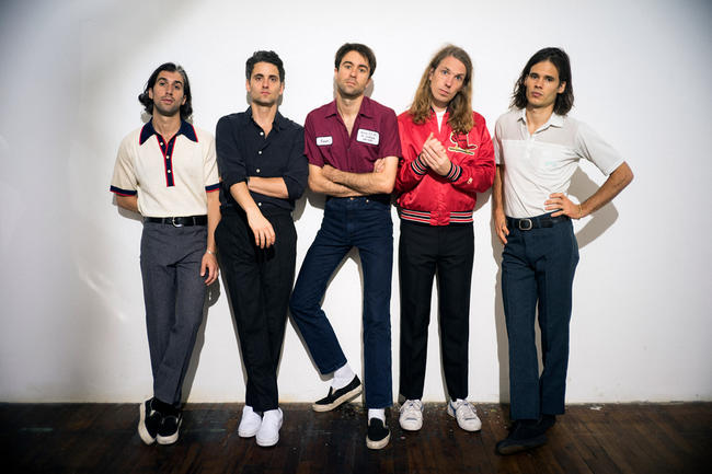 The Vaccines are our special guests for MTV Presents at MTV Music Week: Plymouth!