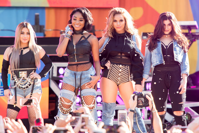Fifth Harmony won't change their name: Lauren Jauregui