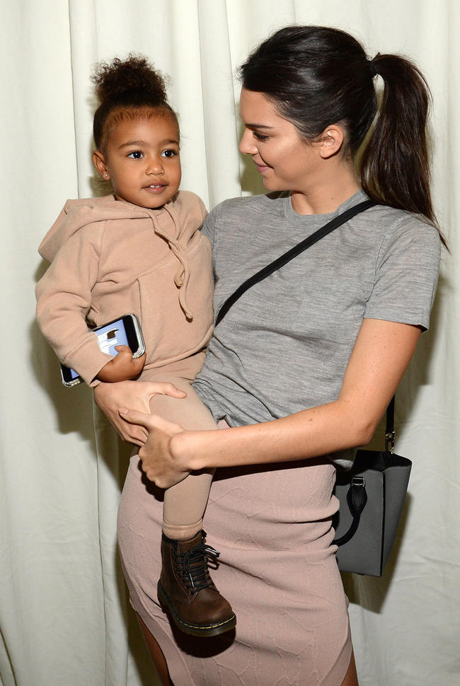 Kendall Jenner Bought North West The Cutest Birthday