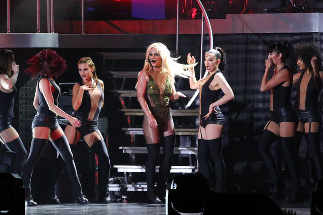 Britney Spears is 'p***ed' about those lip sync slurs