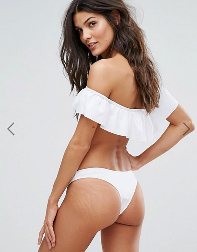ASOS Stopped Retouching its Swimsuit Models and the Internet is LOVING It