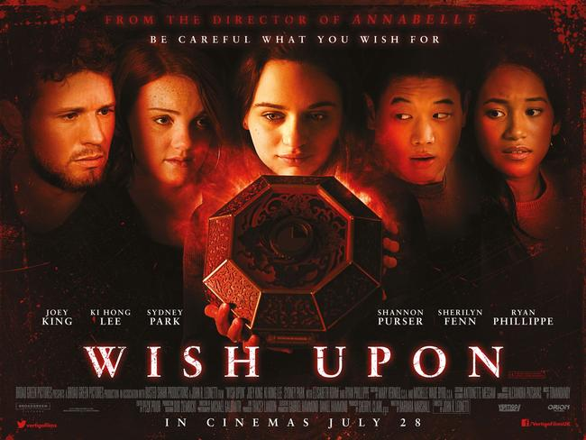 Watch The FREAKY AF Trailer For New Horror Movie WISH UPON ...