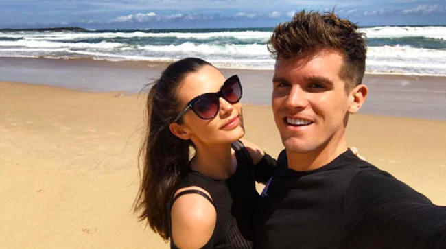 Gaz Beadle reveals he's expecting a baby boy with Emma McVey