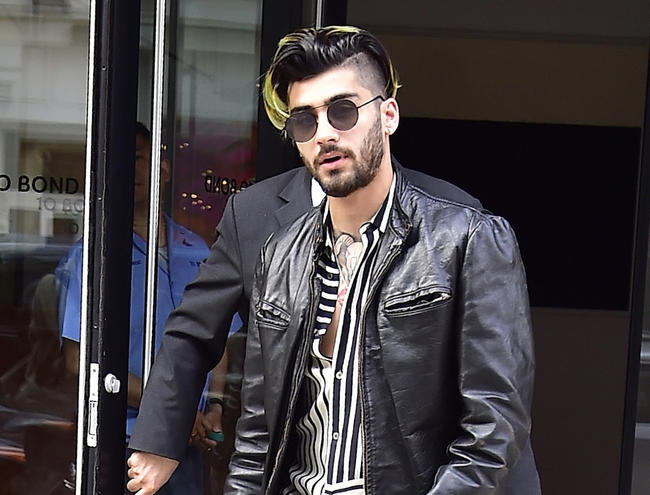 Zayn Malik out and about in New York City, 2017