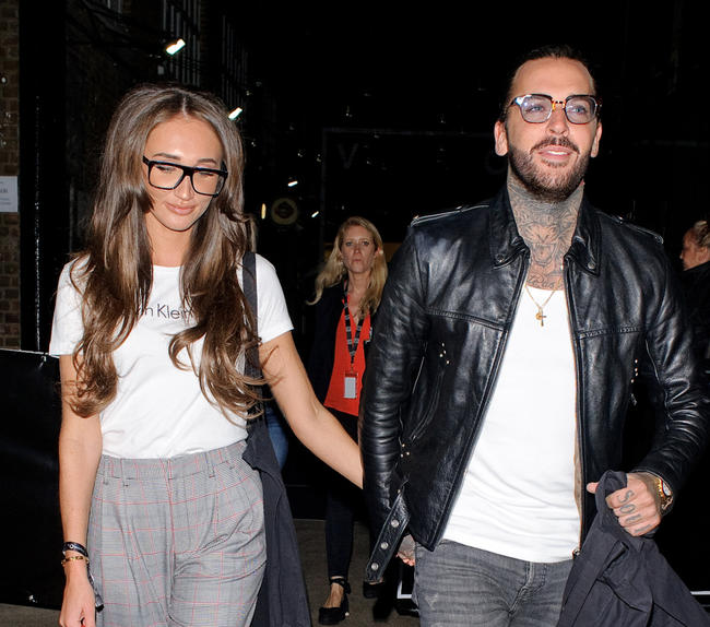 Jemma Lucy brand Megan McKenna 'a hoe' as details emerge about pete wicks split