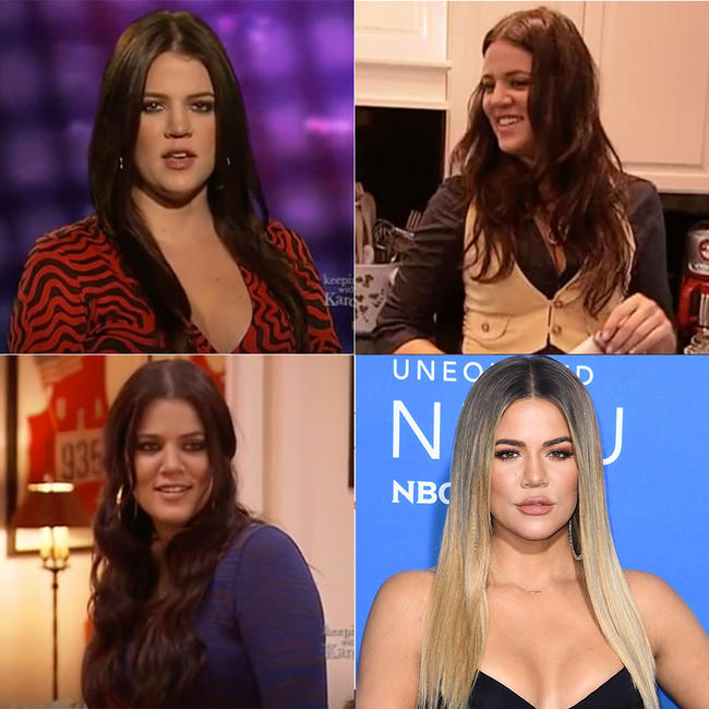 Here 39 s how much the kardashians have changed from the for How many kardashians are there