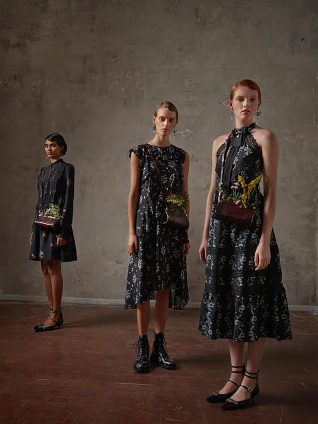 H&M are about to launch their Erdem collection and we want it all.