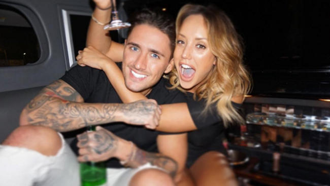 Marnie Simpson talks the shock split between Charlotte Crosby and Stephen Bear