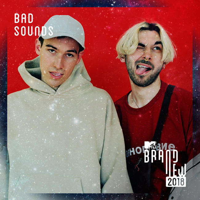 MTV Brand New For 2018 - Bad Sounds