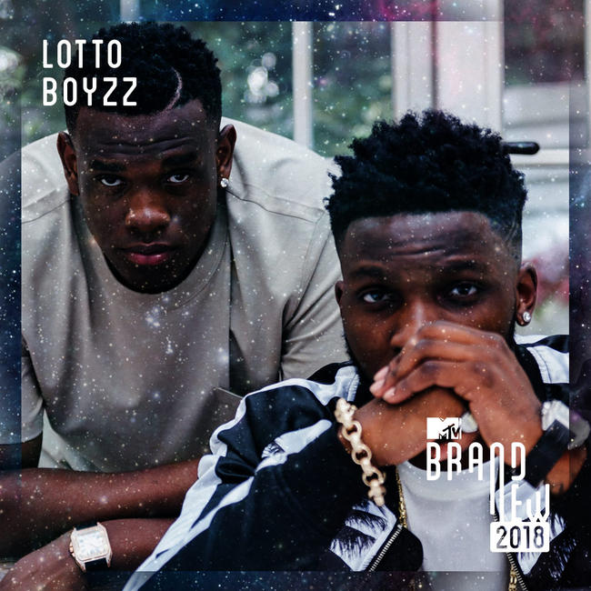 MTV Brand New For 2018 - Lotto Boyzz