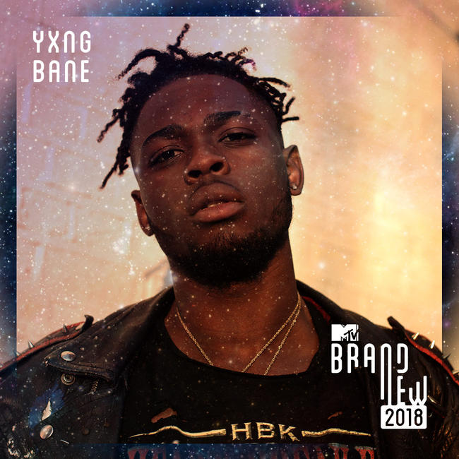 MTV Brand New For 2018 - Yxng Bane