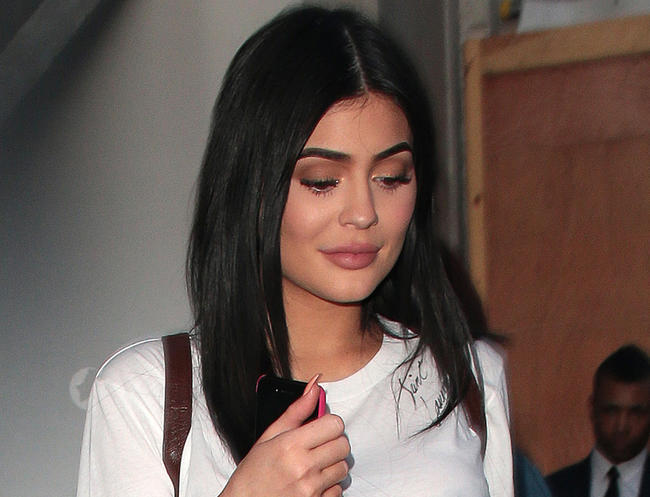 Kylie Jenner in 2017