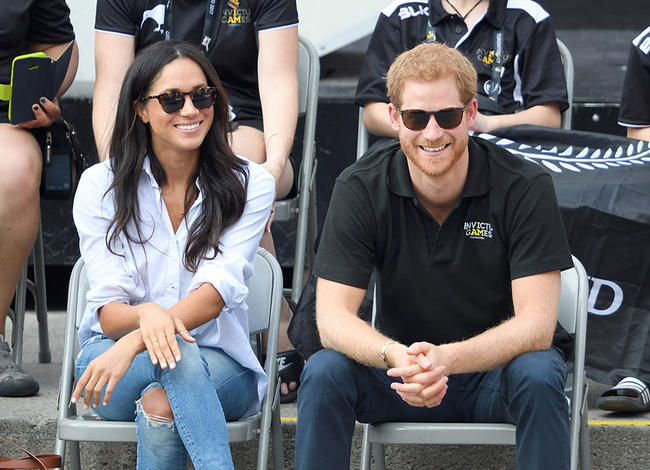 Meghan Markle and Prince Harry are engaged to be wed in Spring 2018
