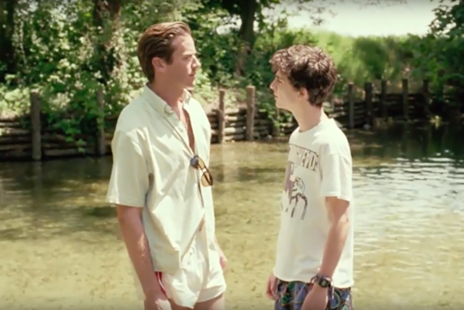 Armie Hammer's Distractingly Large Balls Were Digitally Removed From Film