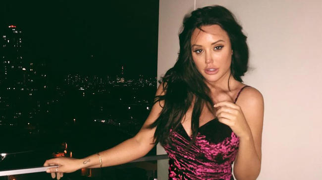 Charlotte Crosby hits out at reports she's moving to London