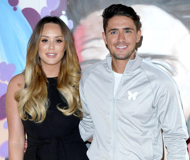 Charlotte Crosby is on the heartbreak diet following Stephen Bear split