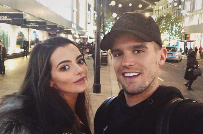 Aaron Chalmers has his say on Gary Beadle having a baby with Emma McVey