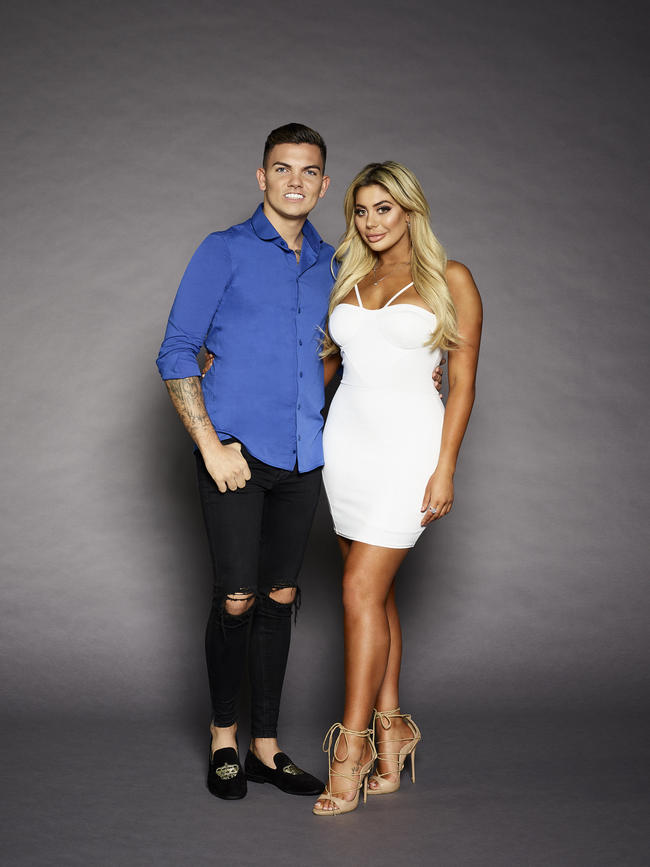 Geordie Shore 16 newbies Sam Gowland and Stephanie Snowdon talk romance and getting mortal
