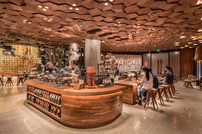 Starbucks to Open Biggest Cafe in the World in Shanghai