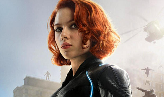 Scarlett Johansson's standalone Black Widow a step closer