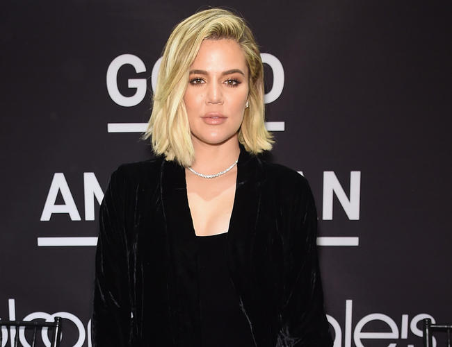 Khloe Kardashian's Hair Is Getting Curlier Throughout Her Pregnancy - Here's Why!