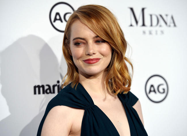 Emma Stone opens up about her experience of anxiety and panic attacks