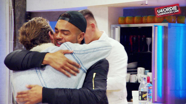 Geordie Shore's Aaron Chalmers admits he was wrong in Nathan Henry fight