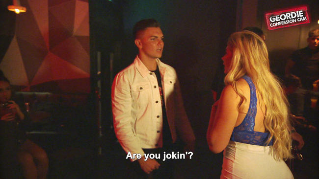 Geordie Shore's Sam Gowland insists things got blown out of proportion during Chloe Ferry fight