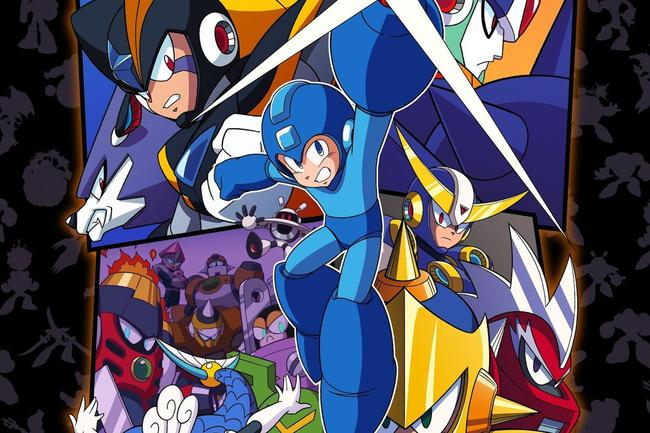 Mega Man Legacy Collection 1 + 2 Coming to Switch This May