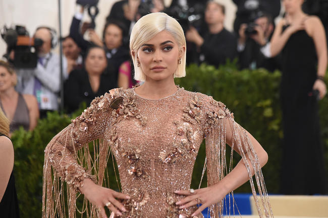 Kylie Jenner set to become youngest ever self-made billionaire, according to Forbes