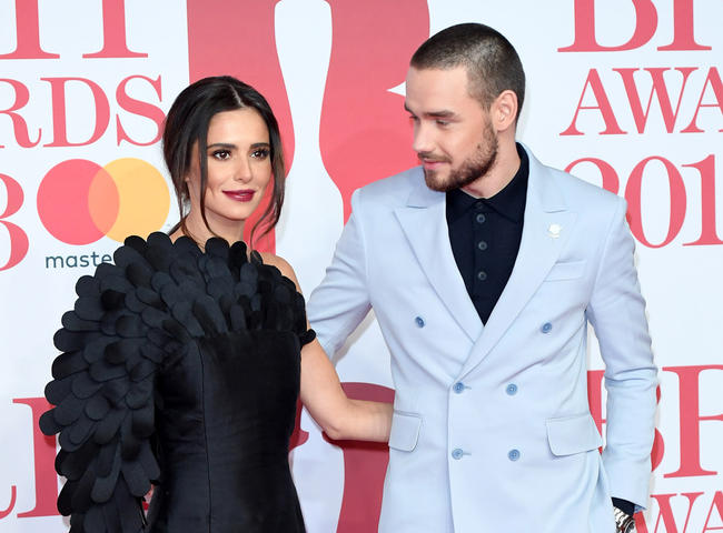 Liam Payne And Cheryl Spent The Night Apart After The BRITs