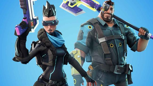 Check Out All The New Weapons That Just Came To Fortnite