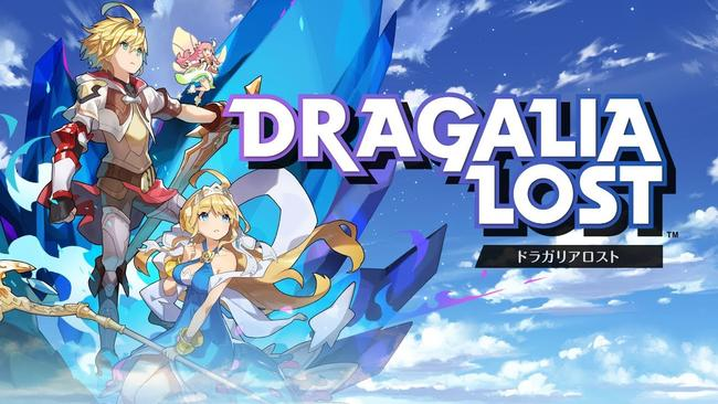 Nintendo's Next Mobile Game Is A JRPG Called Dragalia Lost