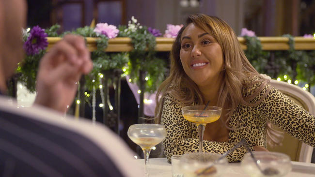 Charlotte Crosby's Geordie Shore BFF Sophie Kasaei grills Josh Ritchie about saying the L-word in brand new The Charlotte Show
