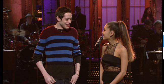 Pete Davidson Gets Ariana Grande Tattoos After Confirming Relationship