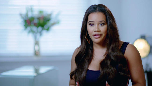 Lateysha Grace gets stage fright during panel event on Million Dollar Baby