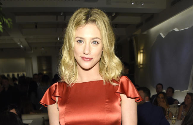 Lili Reinhart opens up about her experience with body dysmorphia