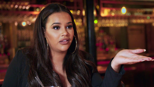 Lateysha Grace gets business advice from Geordie Shore pal Holly Hagan in Million Dollar Baby