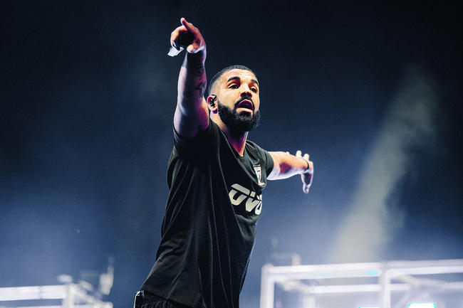 Drake Performs At Wireless Festival 2018