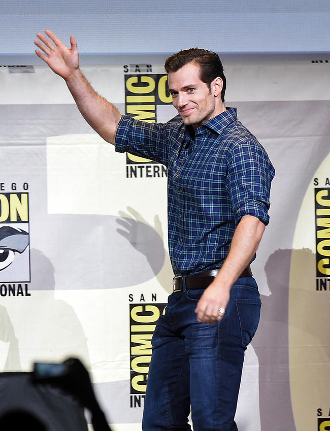 Henry Cavill apologises for controversial comments about dating post #MeToo movement