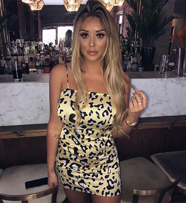 Charlotte Crosby in 2018