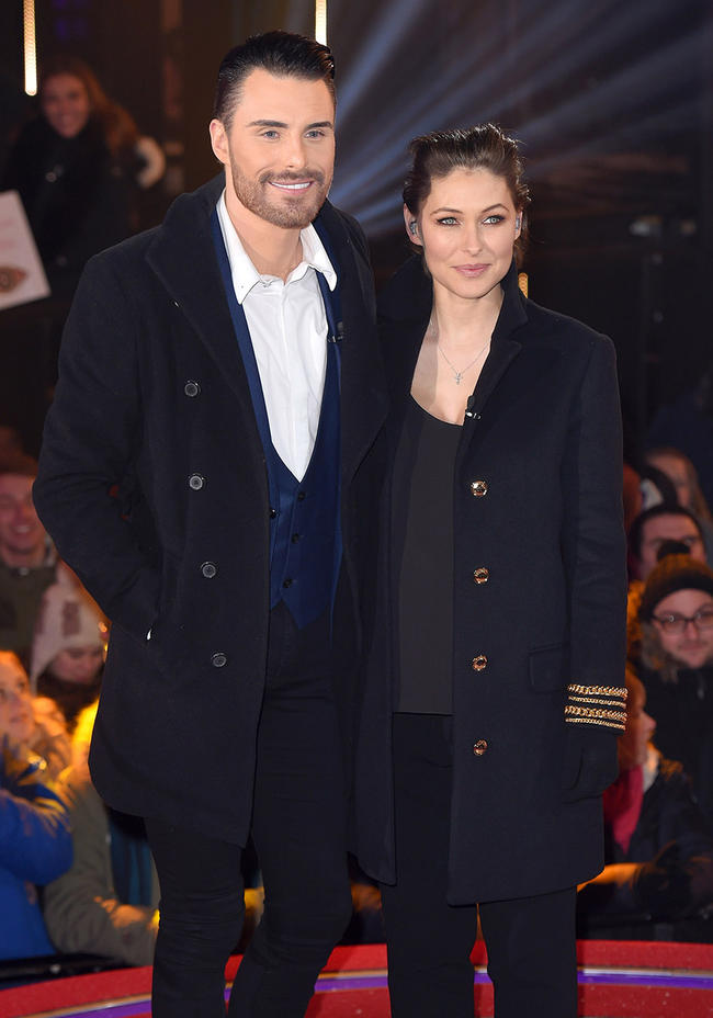 Rylan Clark and Emma Willis return to Celebrity Big Brother for 'Eye Of The Storm' series