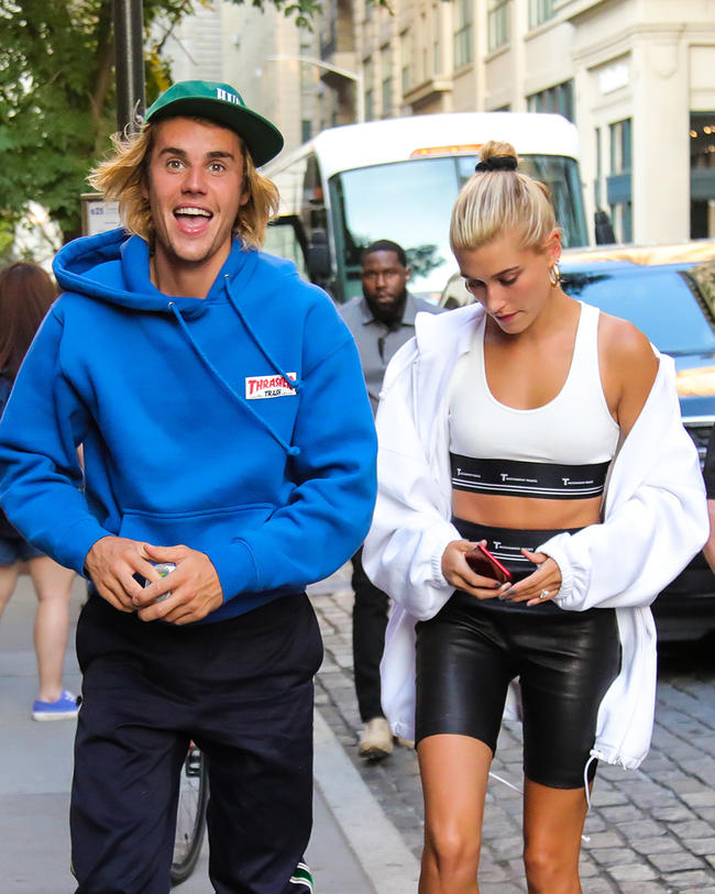 Justin Bieber and Hailey Baldwin are planning a small wedding with close friends